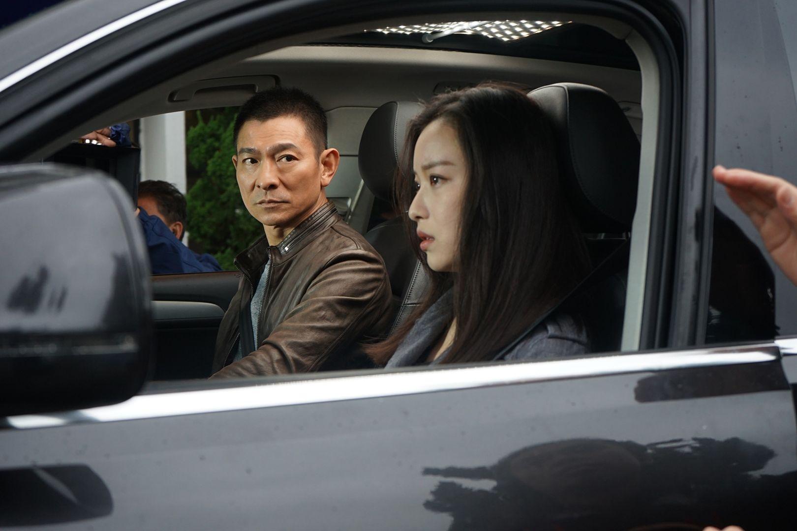 《拆彈專家2》劉德華、倪妮