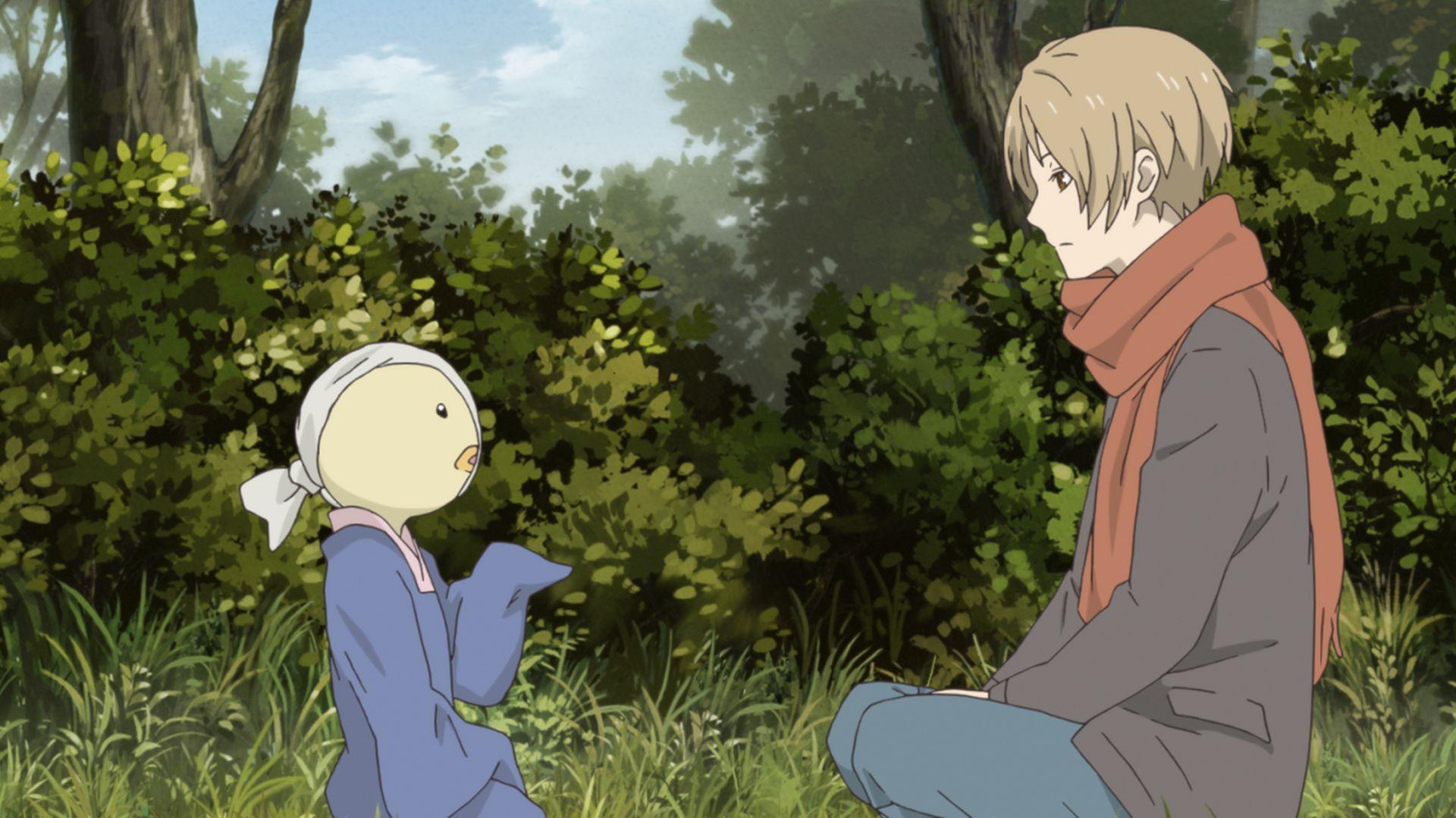 《夏目友人帳特別上映版—喚石與可疑訪客》劇照