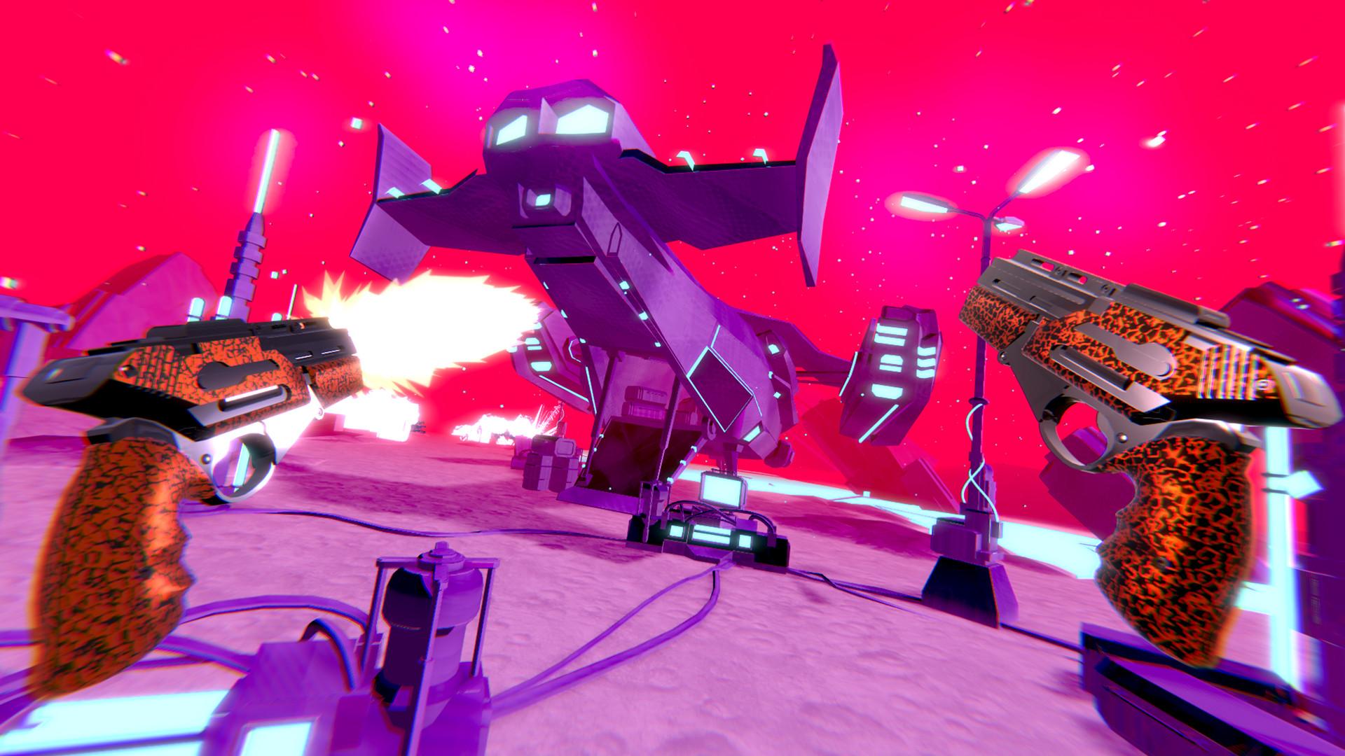 Pistol Whip 2089 Oculus